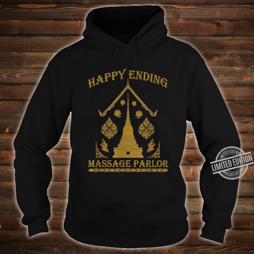 Thai massage happy
